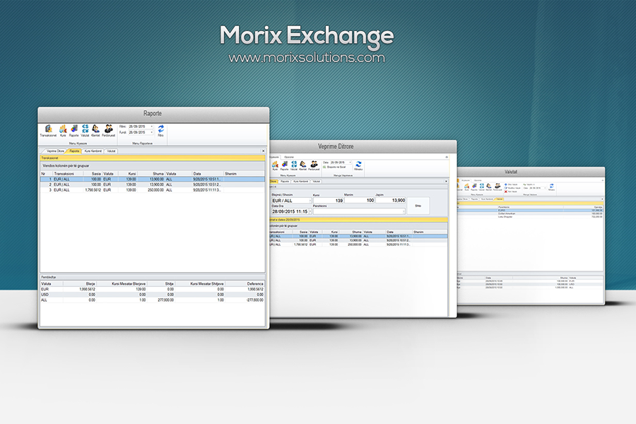 morix Exchange